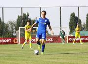 Тарас Бондаренко вернулся в казахстанский клуб