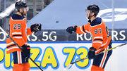 НХЛ. Эдмонтон и Оттава забросили 13 шайб, Драйзайтль сделал 6 ассистов