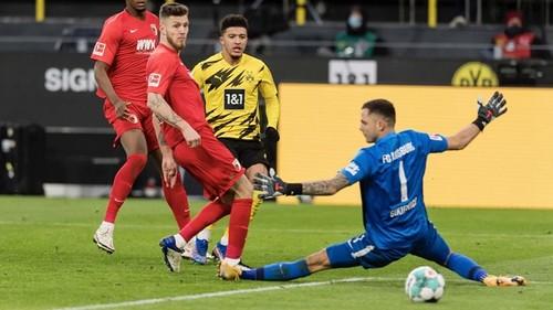 Боруссия Д – Аугсбург – 3:1. Видео голов и обзор матча