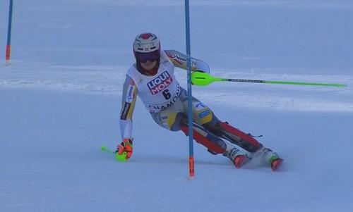 Горные лыжи. Кристофферсен одержал вторую победу в сезоне