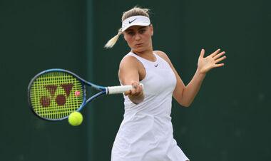 Марта КОСТЮК: «Тепер основне завдання - підготуватися до US Open»
