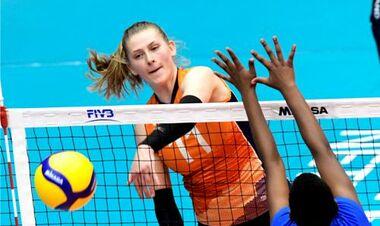 Определились полуфиналисты женского чемпионат мира U-20