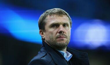 РЕБРОВ: «Возможно, через пару лет будет шанс поработать в сборной Украины»