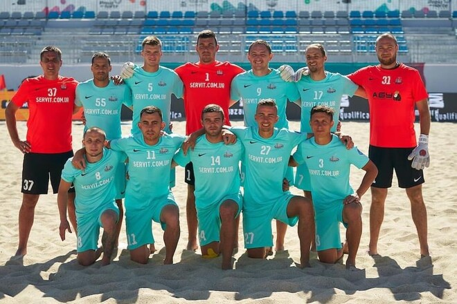 Euro Winners Cup 2021. Три украинских клуба вышли в 1/16 финала