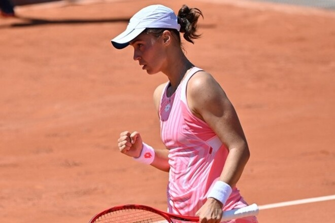 Будапешт. Калинина победила третью сеяную на пути в четвертьфинал