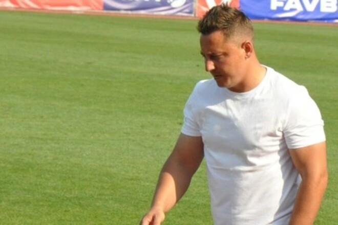 Василий КОБИН: «Повезло, что Минай в первом туре не сыграет с Динамо»