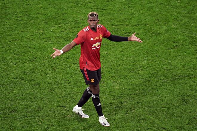 Чому Погба не піде з Манчестер Юнайтед
