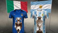 Матч континентальних чемпіонів. Аргентина і Італія можуть розіграти трофей