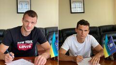 ОФІЦІЙНО. Чорноморець продовжив контракти з двома ключовими гравцями
