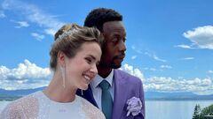 ФОТО. Світоліна зіграла весілля з Монфісом у Швейцарії