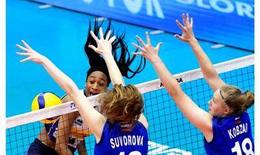Италия и Сербия сыграют в финале женского чемпионата мира U-20
