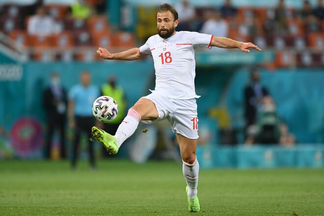 Экс-форвард Динамо объявил о завершении карьеры в сборной Швейцарии