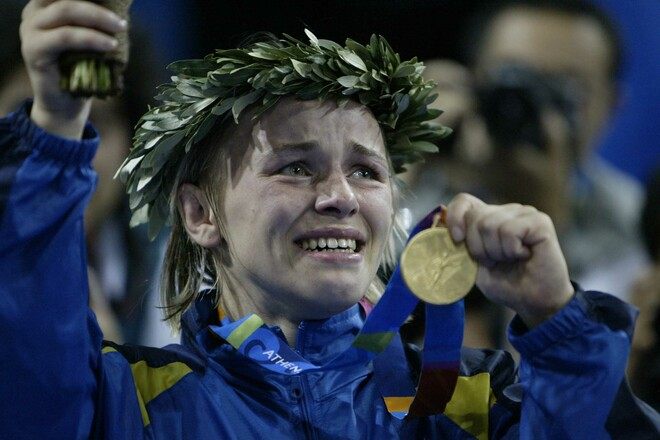 Украина на Олимпиадах. 1996-2004 - поддержка диаспоры и Золотая Яна