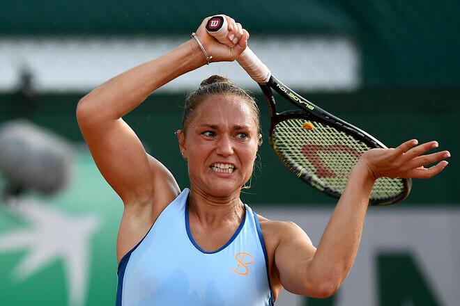 Гдыня. Бондаренко пробилась в основную сетку турнира WTA