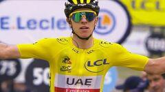 Тур де Франс. Погачар обеспечил себе победу в общем зачете
