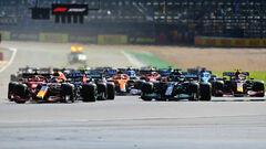 Формула-1. Гран-прі Великобританії. Аварія Макса! Текстова трансляція