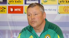 Херсонский Кристалл назначил нового главного тренера