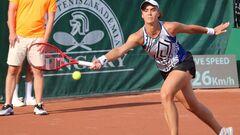 Калинина не смогла обыграть Путинцеву в финале турнира в Будапеште
