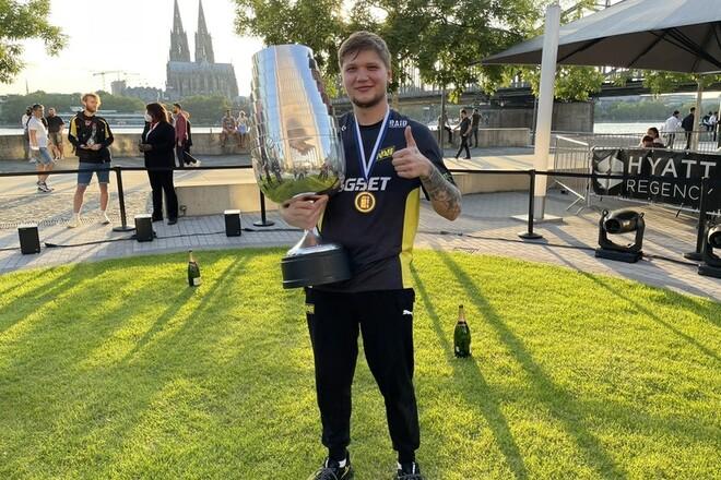 Украинец s1mple стал лучшим игроком IEM Cologne 2021