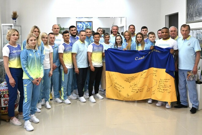 Кто выступит в Токио? Полный состав сборной Украины на Олимпиаду-2020