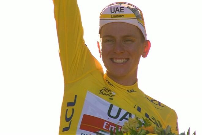Погачар – новый доминатор, подарок для Карапаса. Итоги Тур де Франс-2021