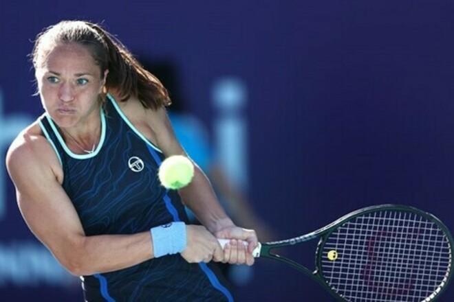 Гдыня. Бондаренко уступила теннисистке, которую обыграла в квалификации