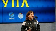Катерина Монзуль розсудить олімпійський поєдинок Китая і Бразилії