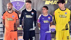 Мариуполь показал новую форму и начал сотрудничество с титульным спонсором