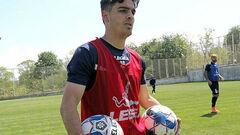 Найкращий гравець Першої ліги продовжив контракт з Чорноморцем