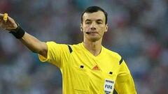 Украинские рефери будут судить матчи Лиги конференций