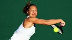 Бондаренко выиграла матч парного разряда на турнире в Польше