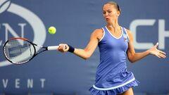 Татьяна Перебийнис сыграла на турнире ITF в Киеве