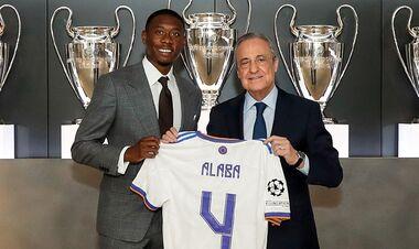 Давід АЛАБА: «Реал - найбільший клуб в світі»