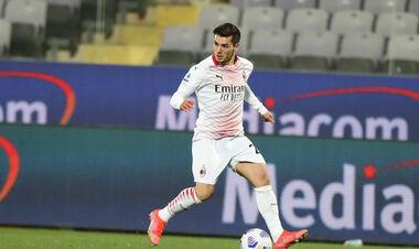 ФОТО. Игрок Реала перекрасил волосы в цвета Милана