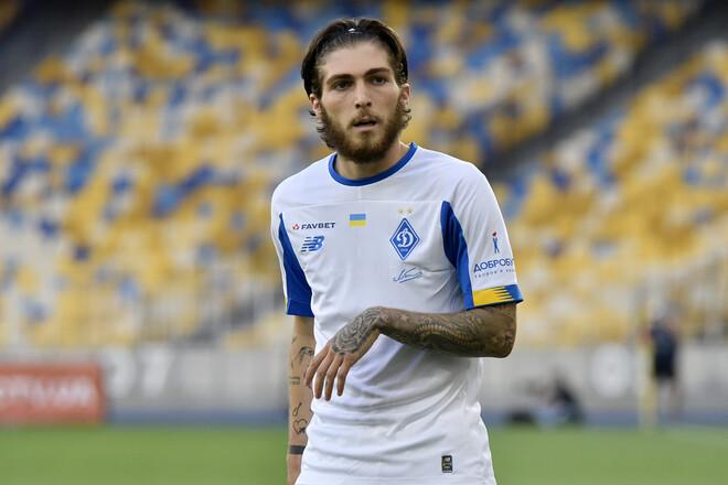 Цитаишвили и другие. Динамо отдало 12 игроков в аренду Черноморцу