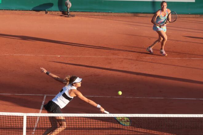 Бондаренко пробилась в парный полуфинал турнира в Польше