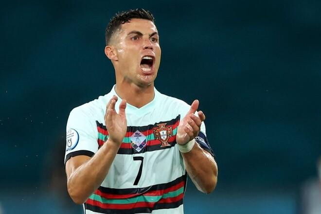 Роналду назвал самый трудный момент в своей карьере