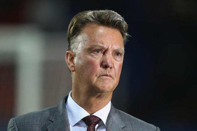 Попытка №3: Ван Гал согласовал контракт со сборной Нидерландов