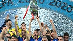 В'ячеслав ГРОЗНИЙ: «Італія заслужено виграла Євро»