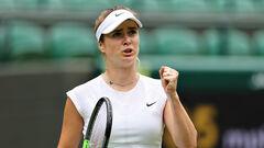 Свитолина заявилась на турнир WTA 1000 в Цинциннати