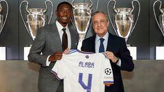 Давид АЛАБА: «Реал – самый большой клуб в мире»