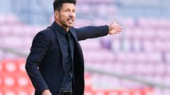 Диего СИМЕОНЕ: «Месси? Ла Лига не должна терять лучших»