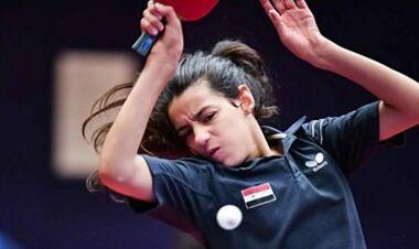 12 летняя сирийская теннисистка – самая молодая участница Олимпиады в Токио