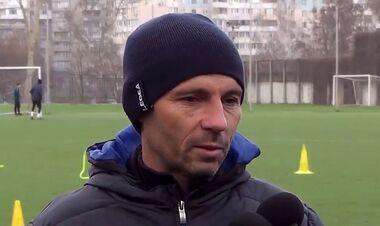 Екс-тренер Чорноморця очолив Дніпро-1 U-19