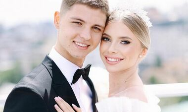 «Наша сказка!» Савина показала фото со свадьбы с Бондарем