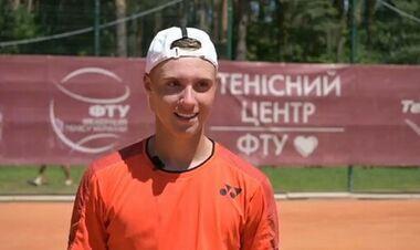 Крутых пробился в полуфинал челленджера в Казахстане