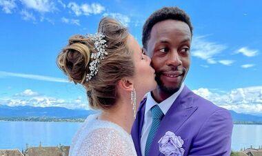 Свитолина рассказала, где проведет медовый месяц с Монфисом