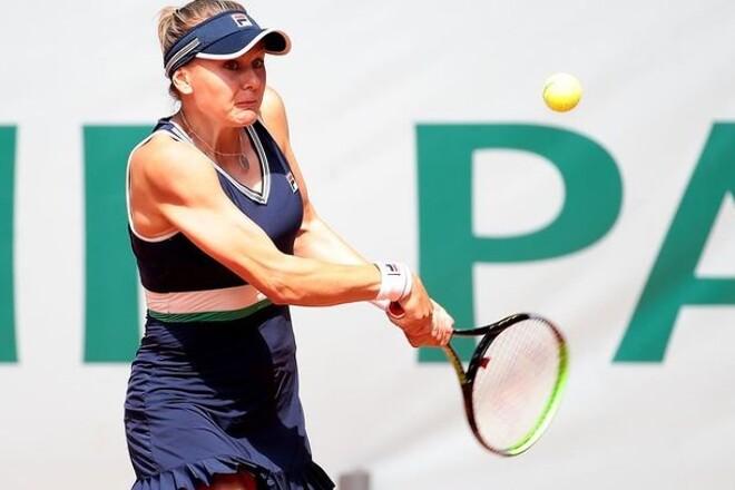 Козлова пробилась в 1/4 финала на турнире в Гдыне, обыграв шестую сеяную