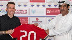 Екс-гравець Шахтаря Бернард поїхав в ОАЕ. Вінгеру 28 років