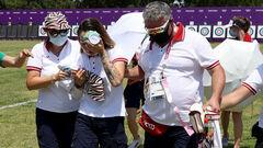 ВІДЕО. Російська спортсменка втратила свідомість на Олімпіаді в Токіо